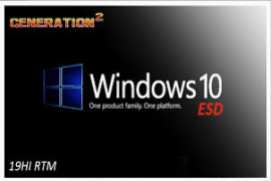 Windows 10 X64 19H2 ESD en-US OCT 2019 {Gen2}